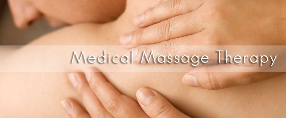medical massage therapy